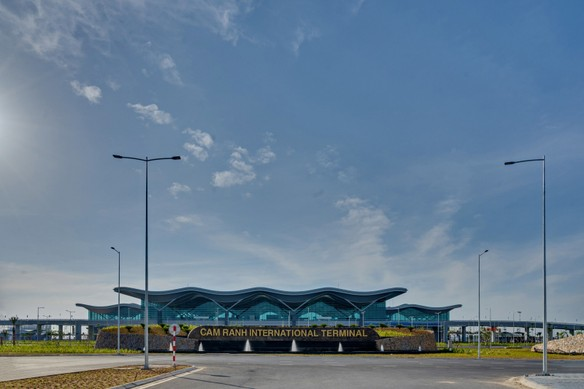 20180626 - Cam Ranh Airport - Architecture shoot -